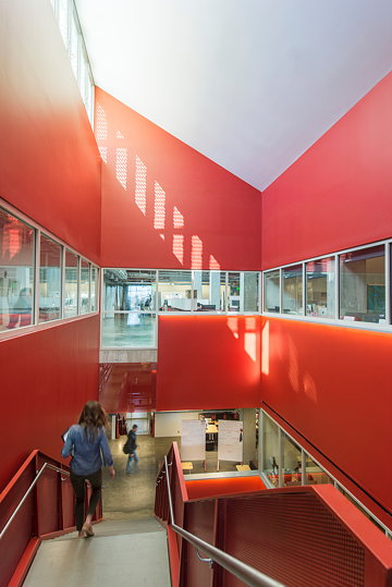 wsu paccar environmental technology building  lmn architects