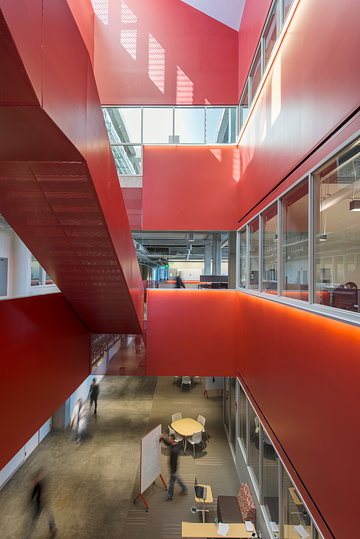 Wsu Paccar Environmental Technology Building By Lmn Architects