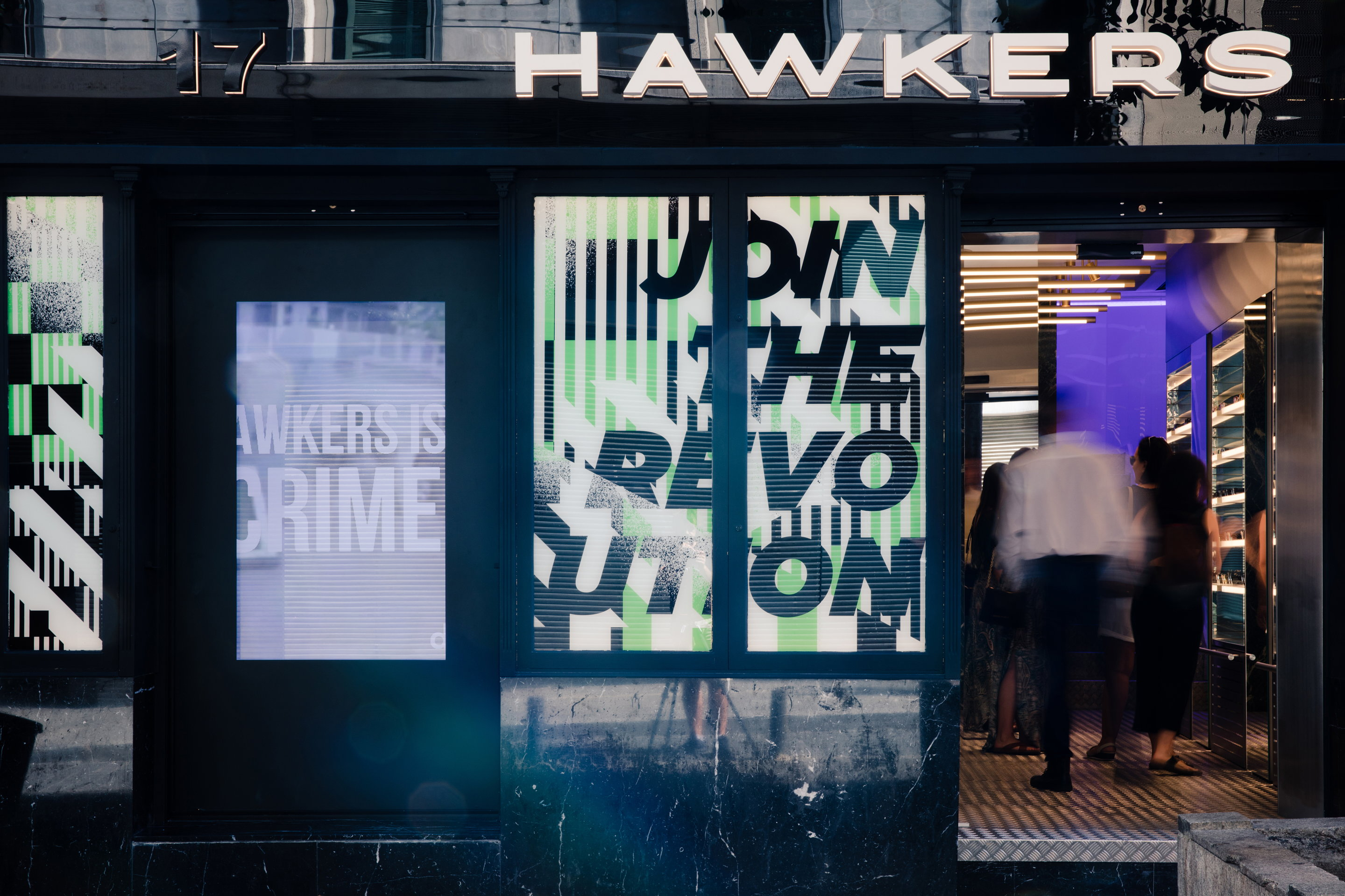 Hawkers Madrid Store