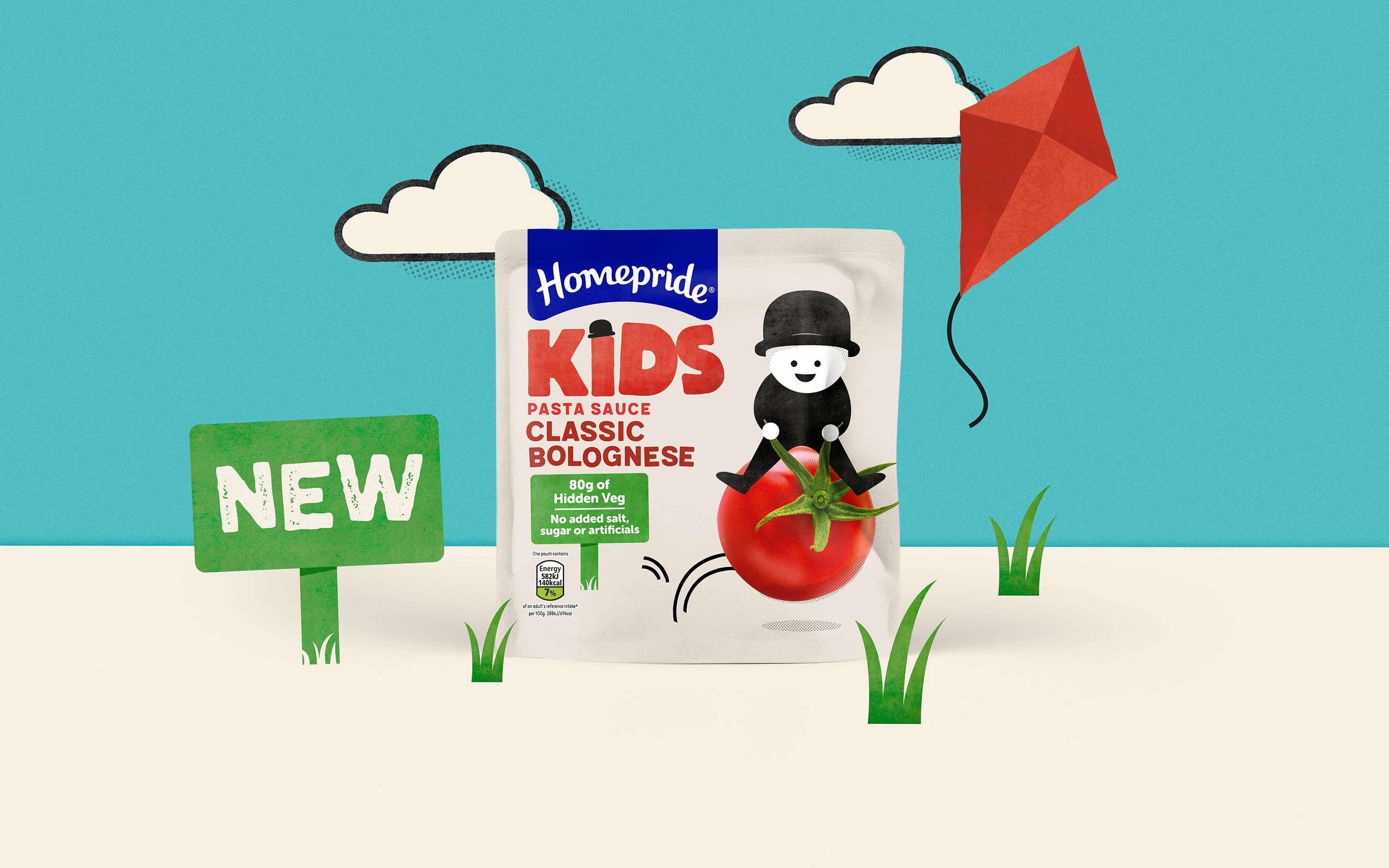 Homepride Kids Range