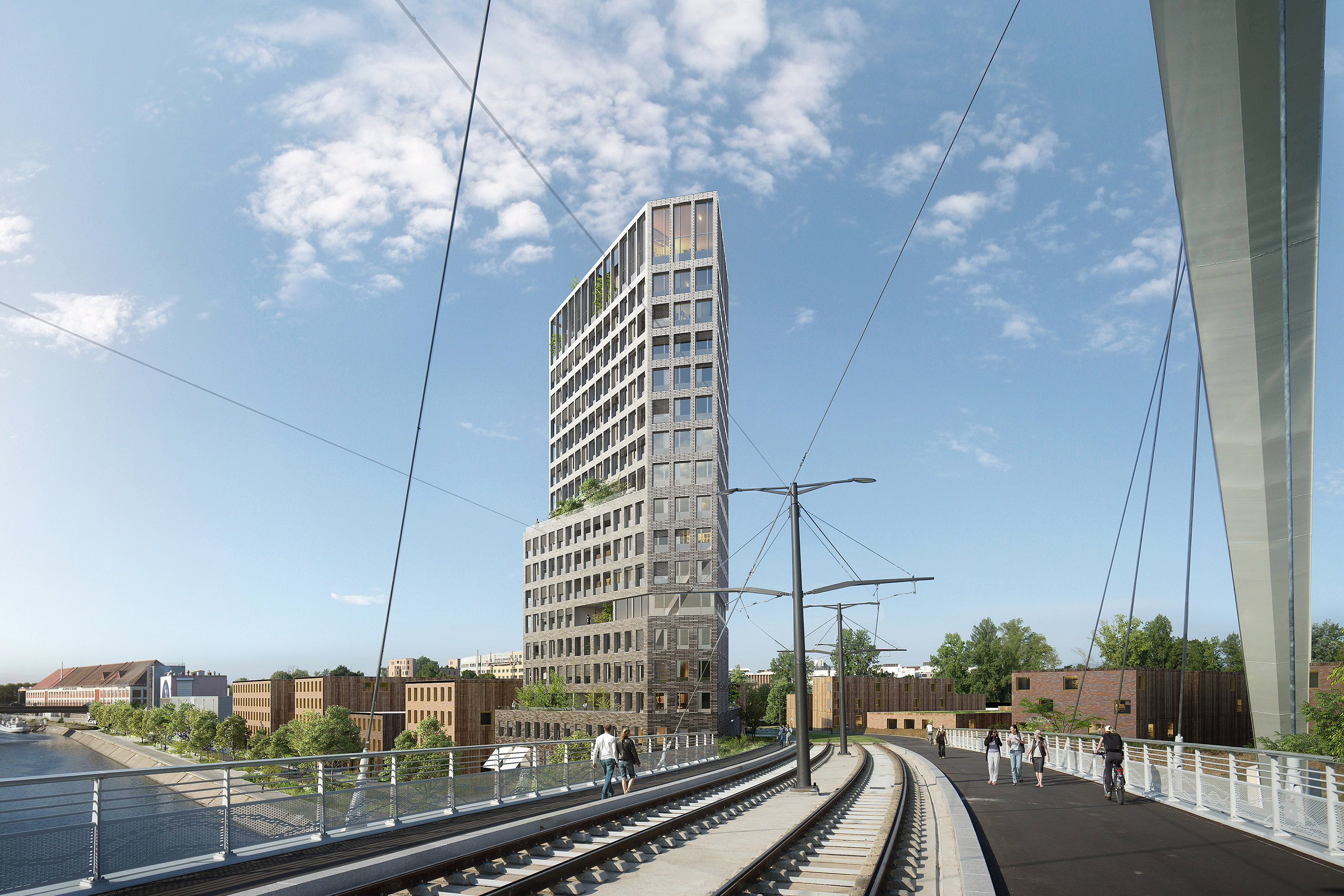 Strasbourg Residential Tower