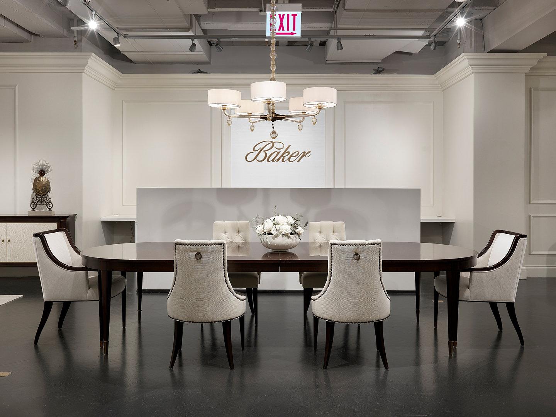 baker opens new showroom in chicago merchandise mart