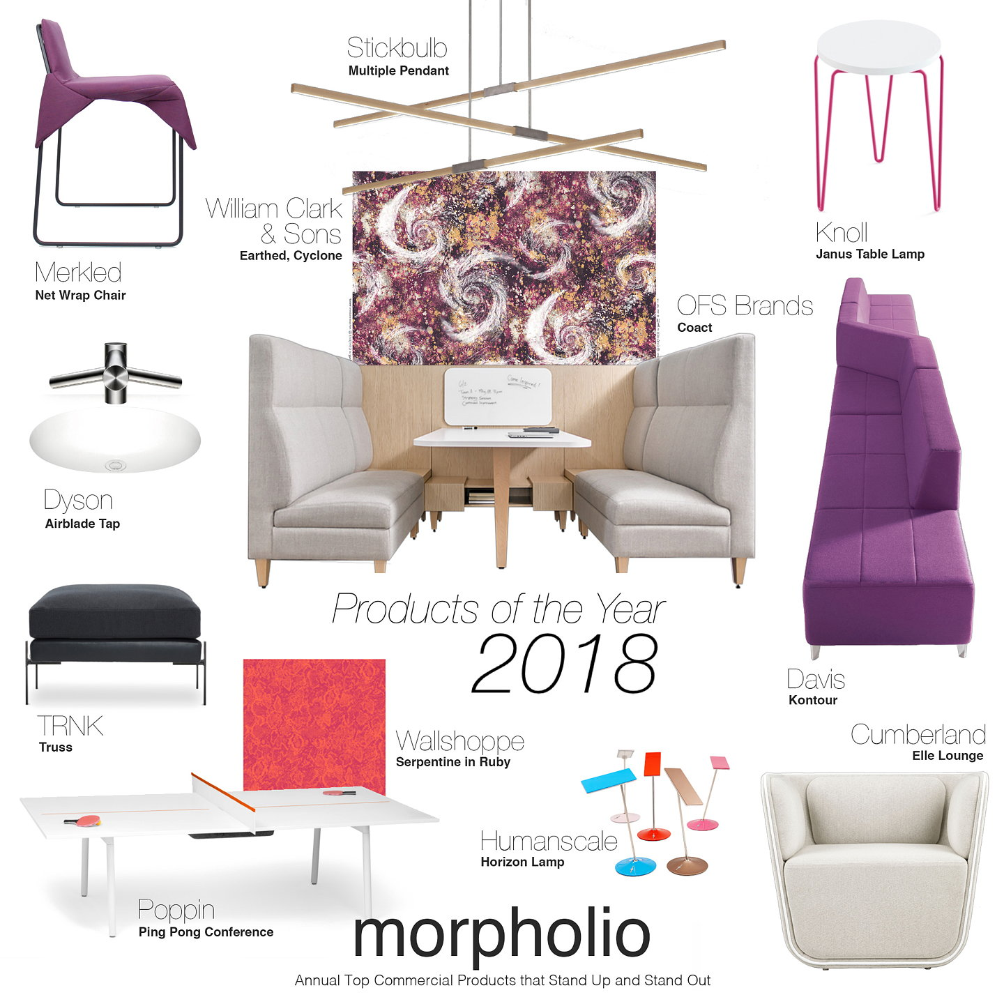 Morpholio Unveils Products Of The Year 2018