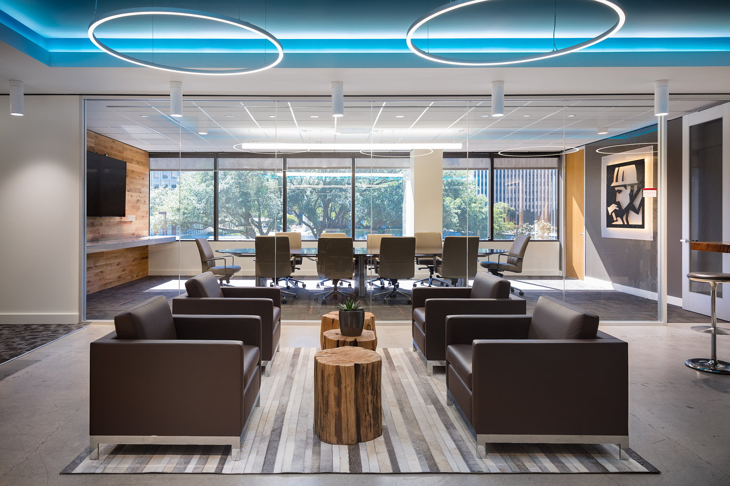 lauckgroup designs new office for mccarthy building companies