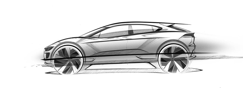 Jaguar Unveils Electric I-PACE SUV