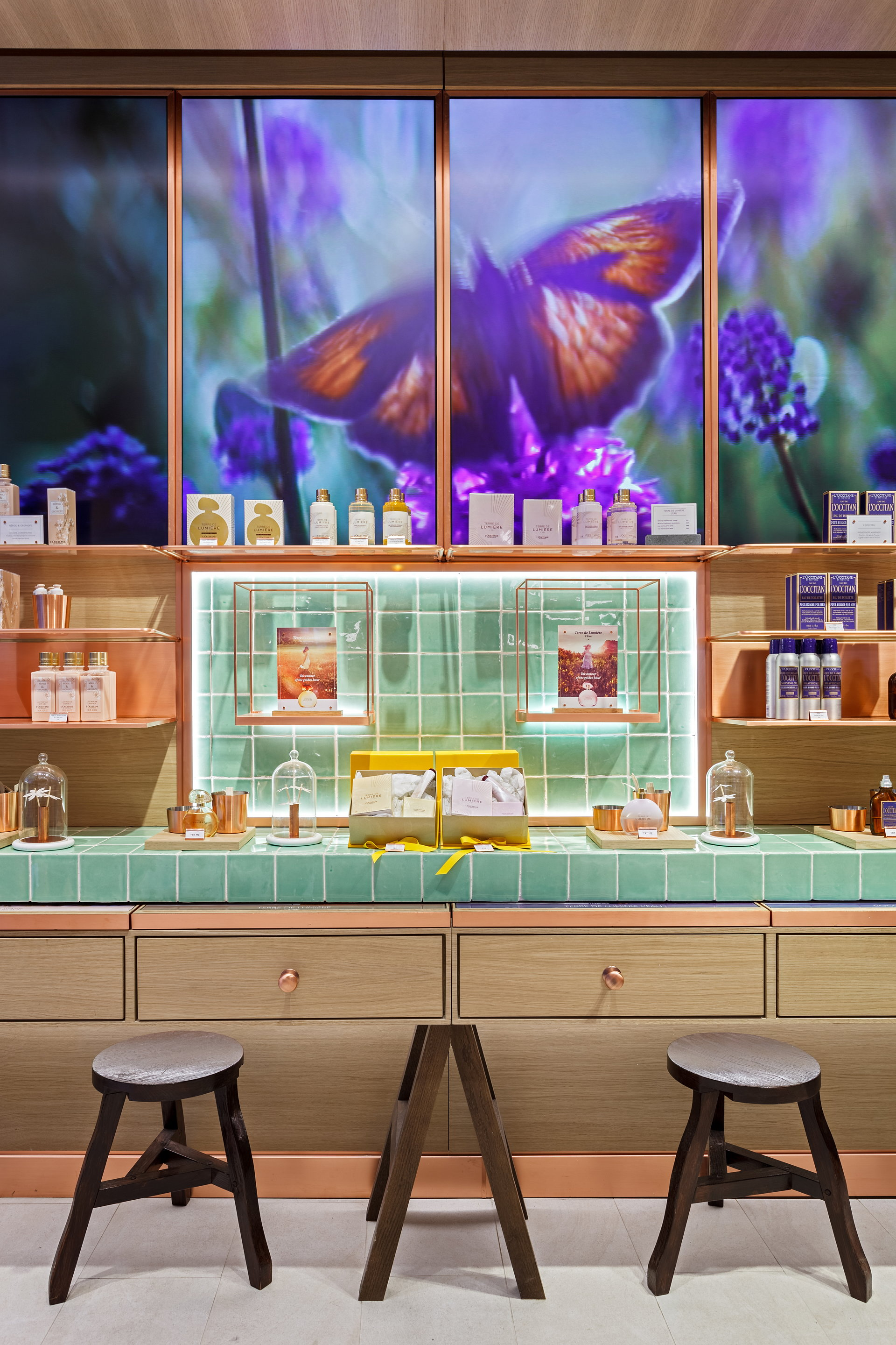 LOCCITANE London Flagship Store