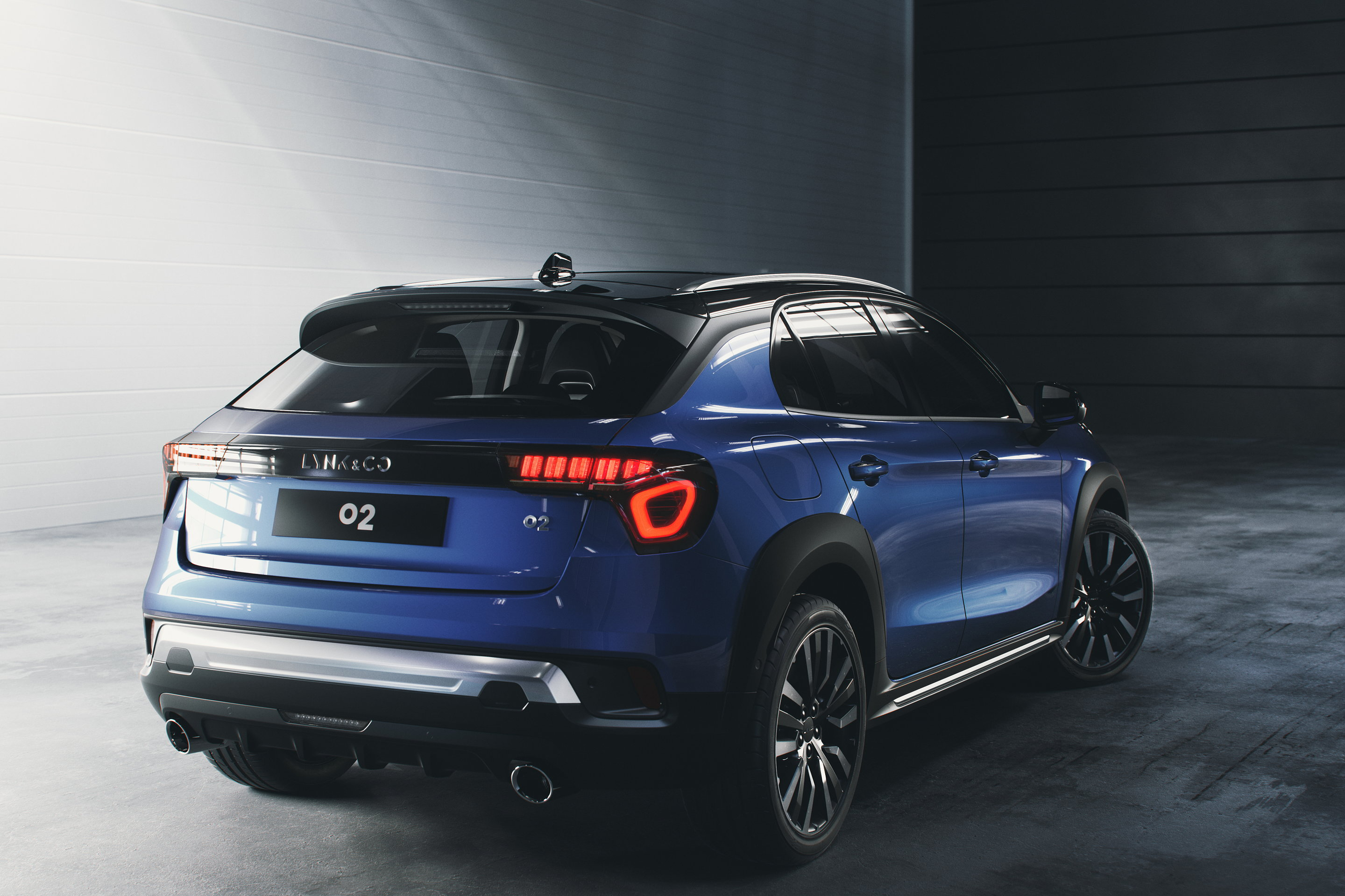 Lynk and Co 02 Crossover SUV