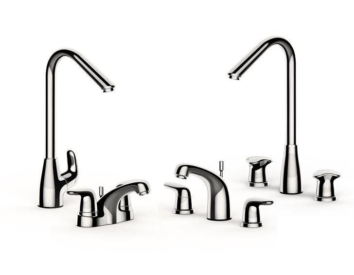 corona u0026 39 s aluvia faucet collection wins 2018 if design award