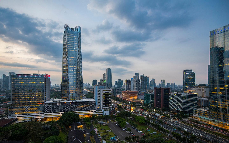 first image of Telkom Landmark Tower 2 Jakarta Indonesia with Woods Bagot Completes Telkom Landmark Tower in Jakarta