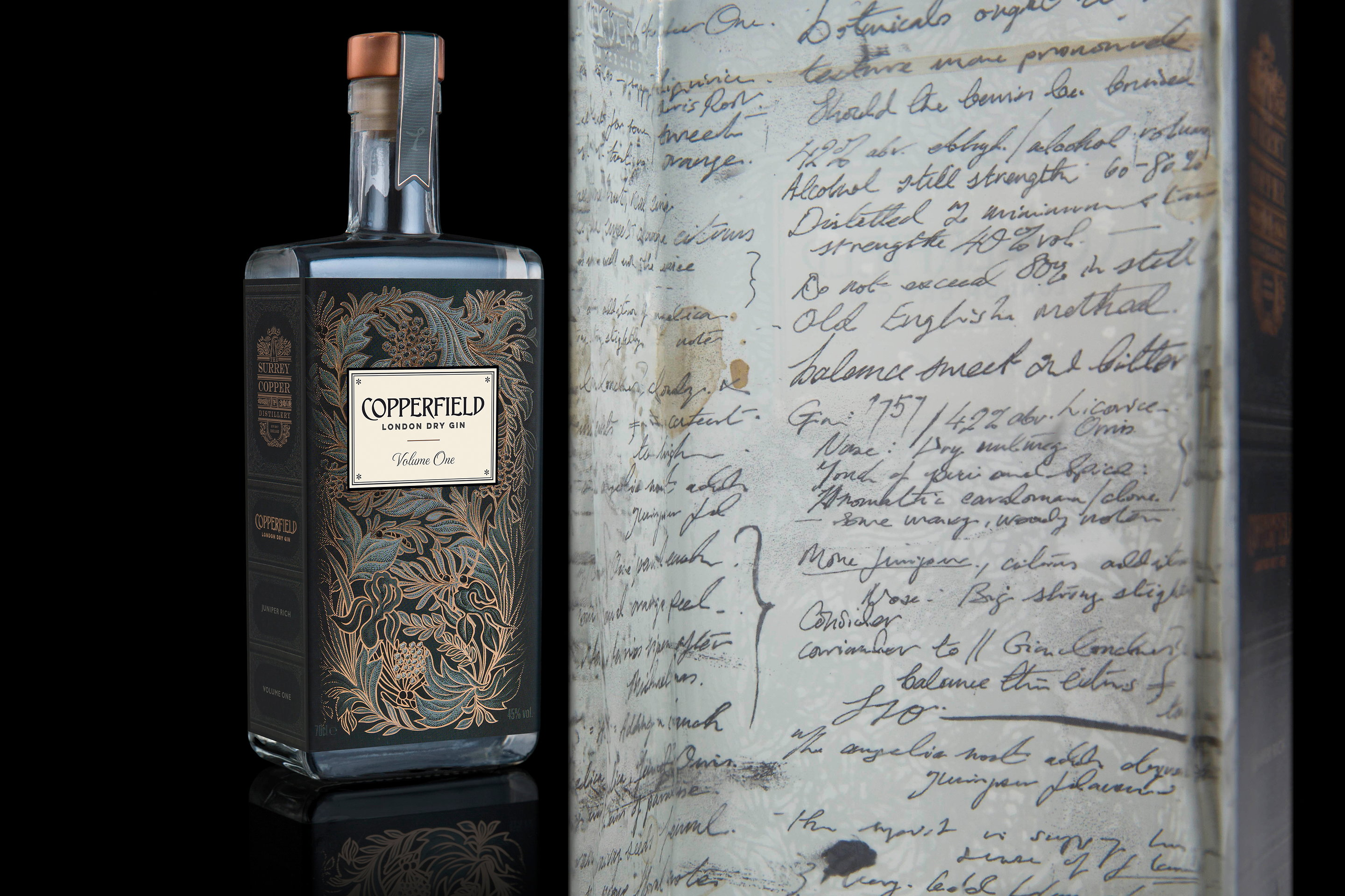 Copperfield London Dry Gin