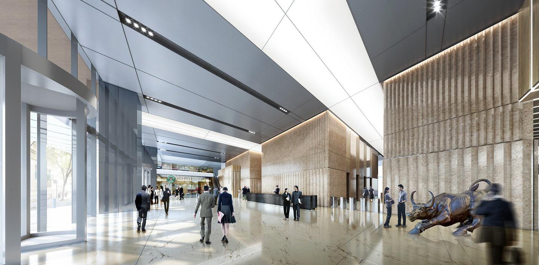 Woods Bagot Unveils Design Of Firm S First Grade A Office