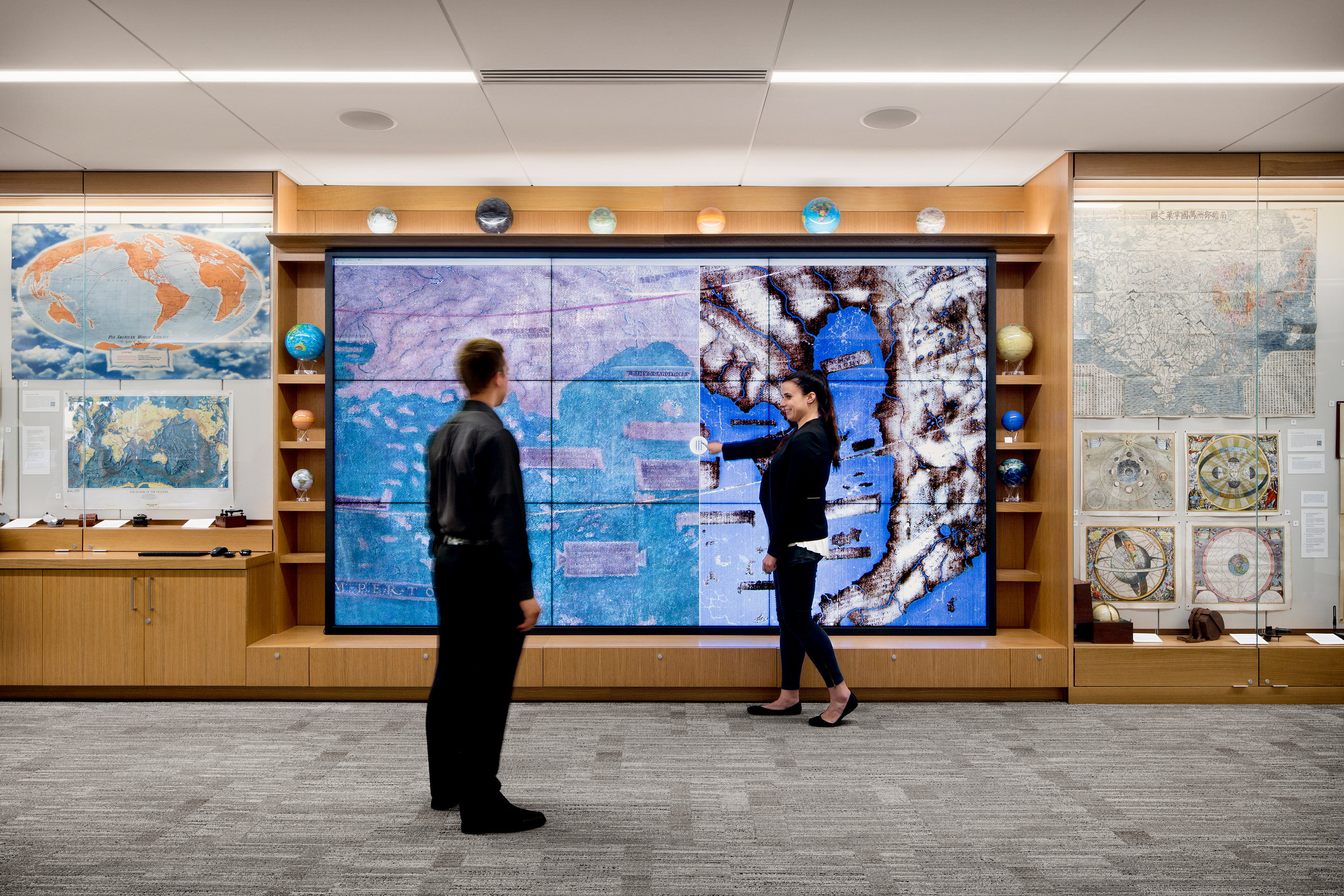 David Rumsey Map Center at Stanford University