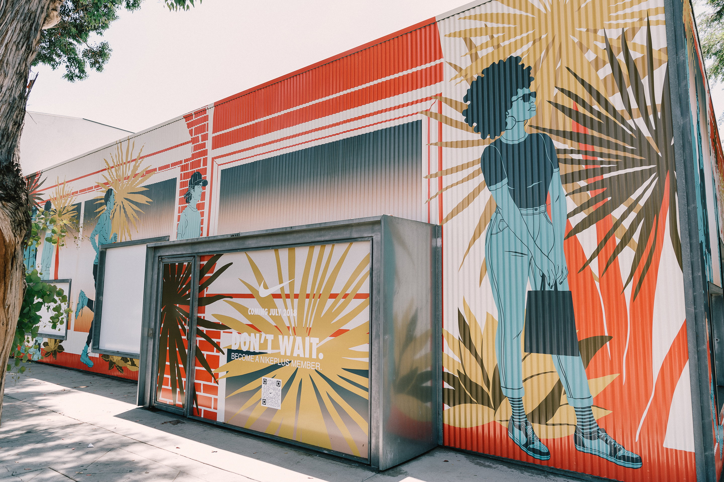 Relajante Reafirmar Normalmente  First Nike Live Concept Store to Open in Los Angeles