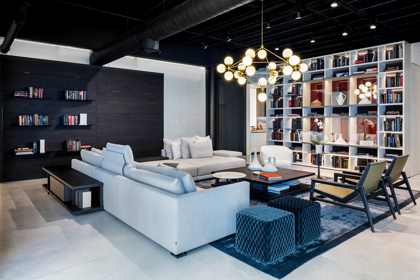 Poliform Renovates Miami Design District Showroom