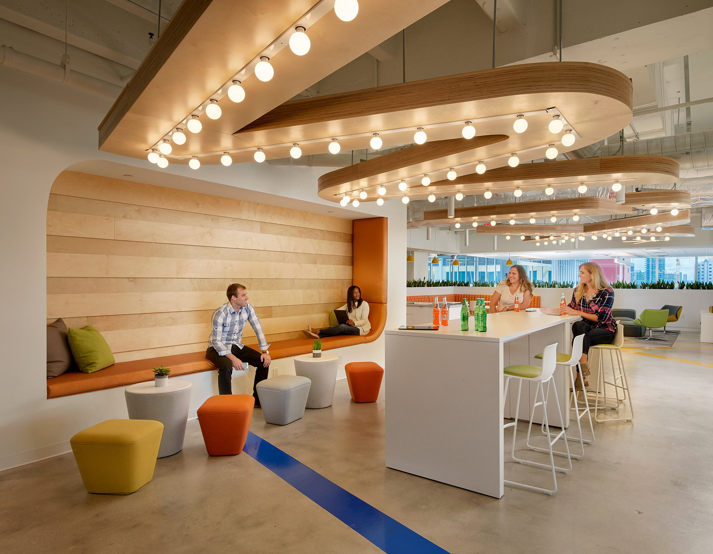 Stantec Designs Wix S Office And Technical Call Center In