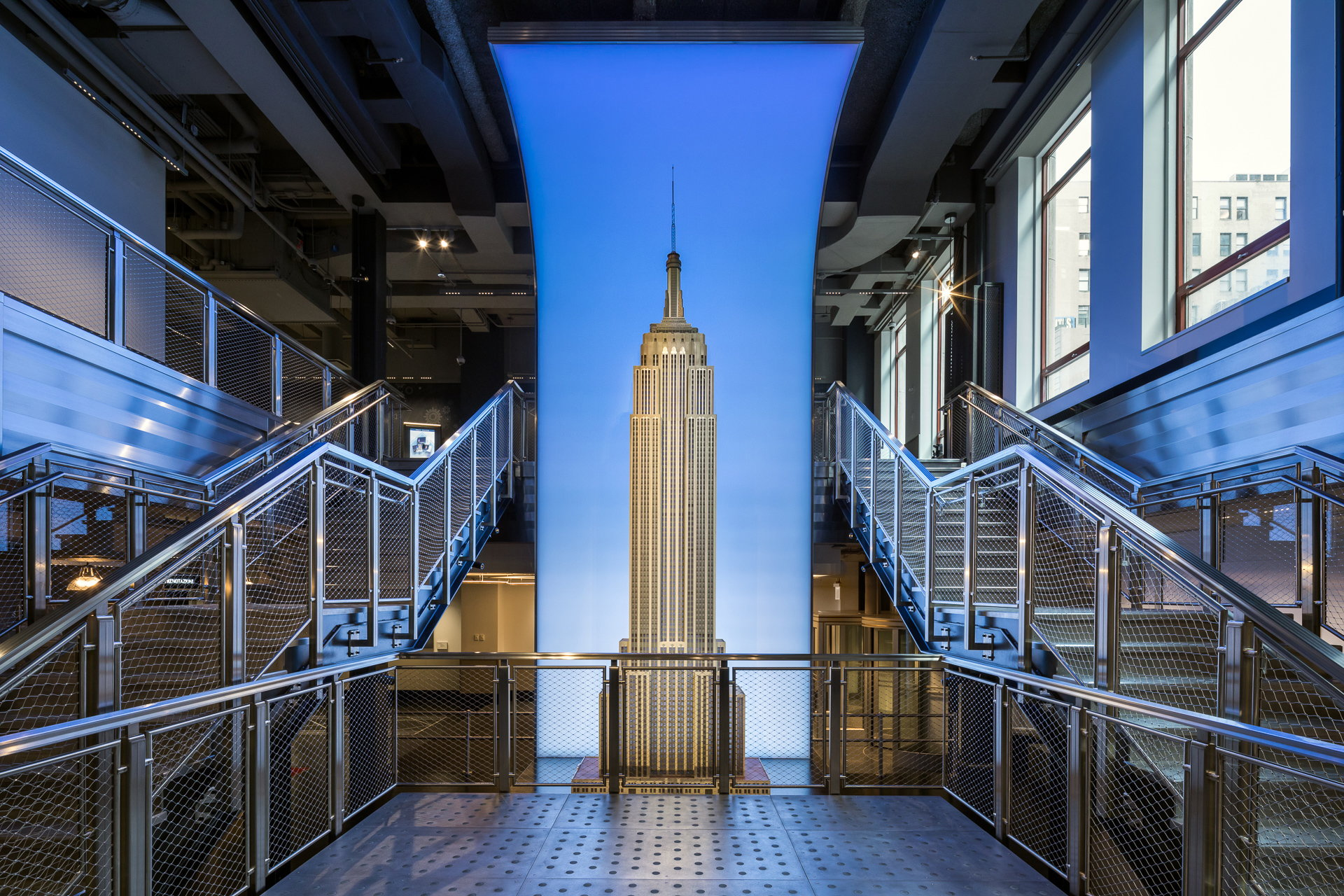 Empire State Building 34th Street Guest Entrance