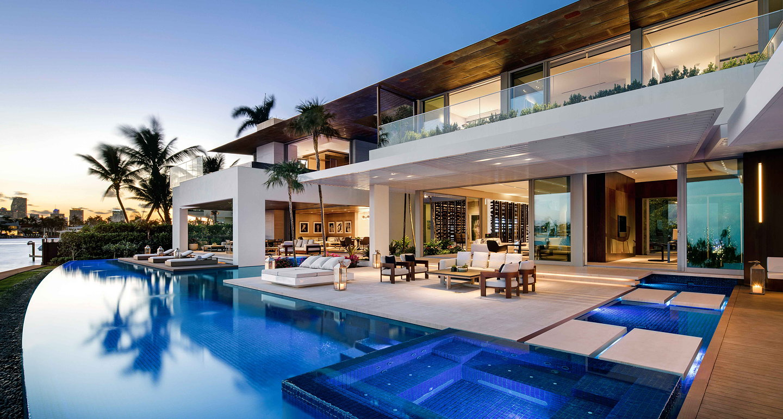 Saota Designs Luxury Island Experience In The Heart Of Miami