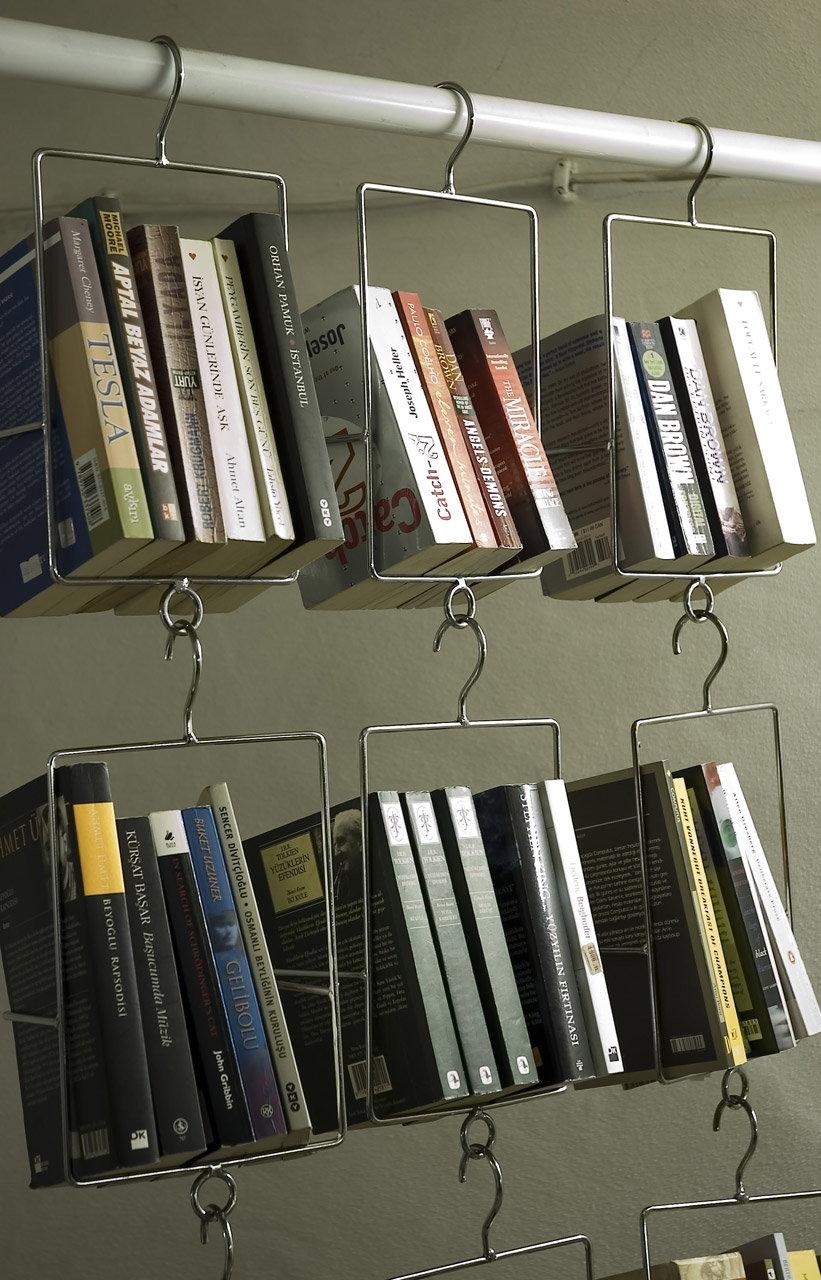 Salkim Hanging Bookshelf