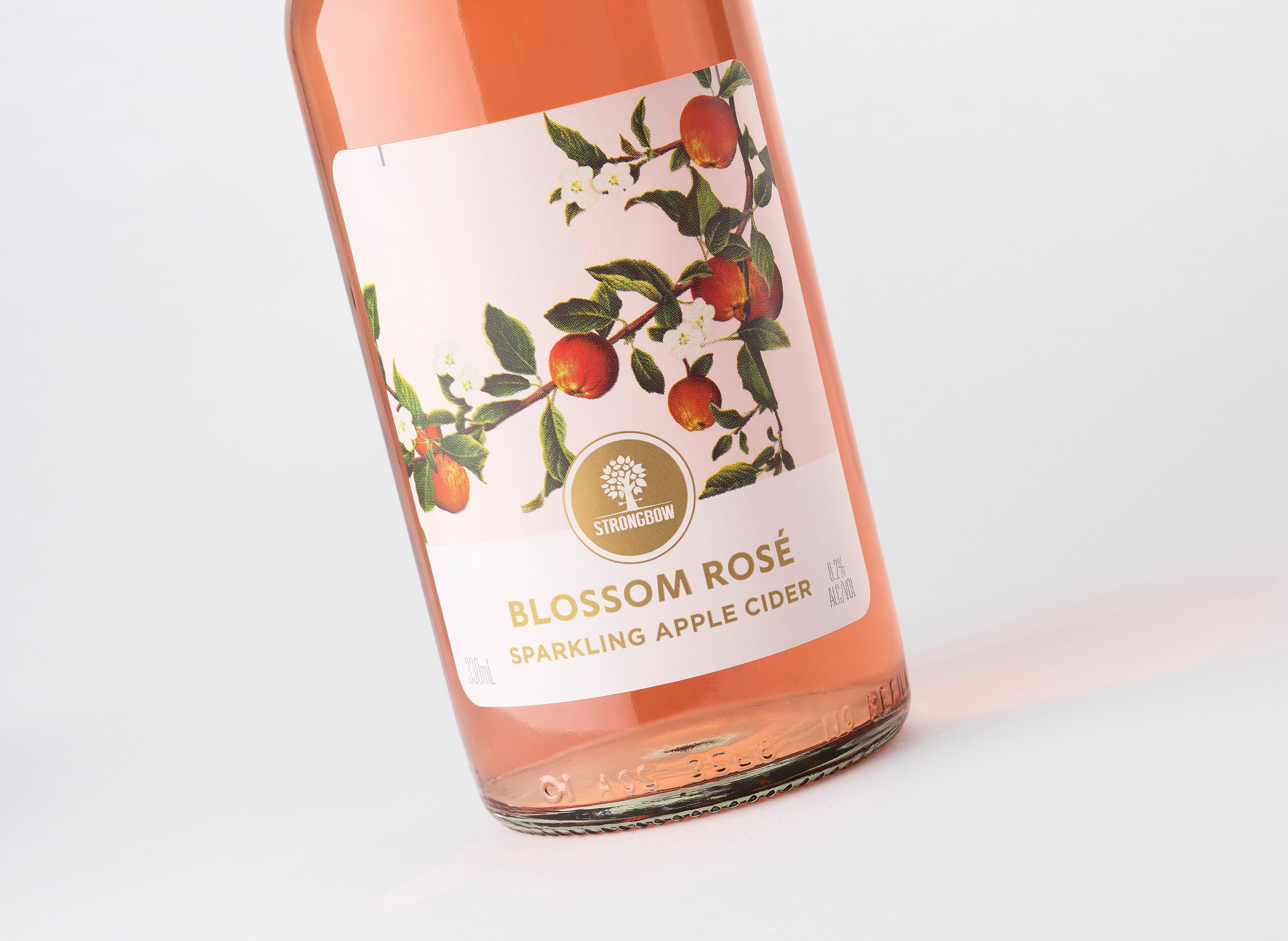 Strongbow Blossom Rose