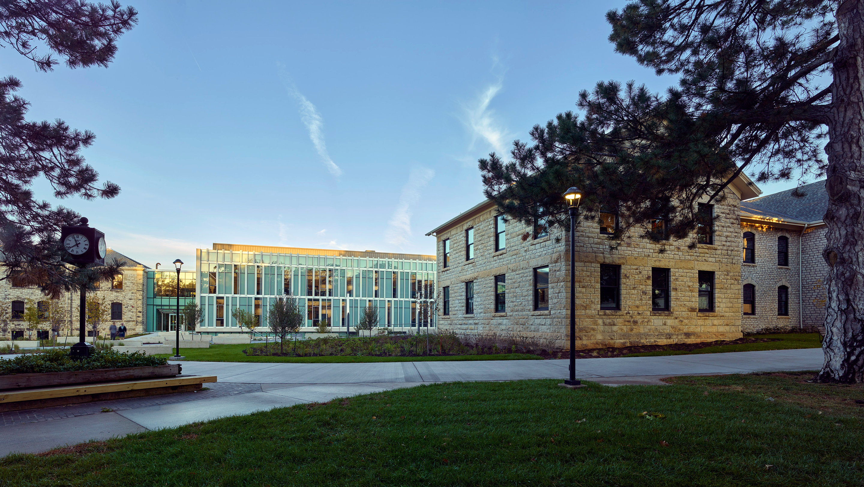 College of Architecture Planning and Design at Kansas State University