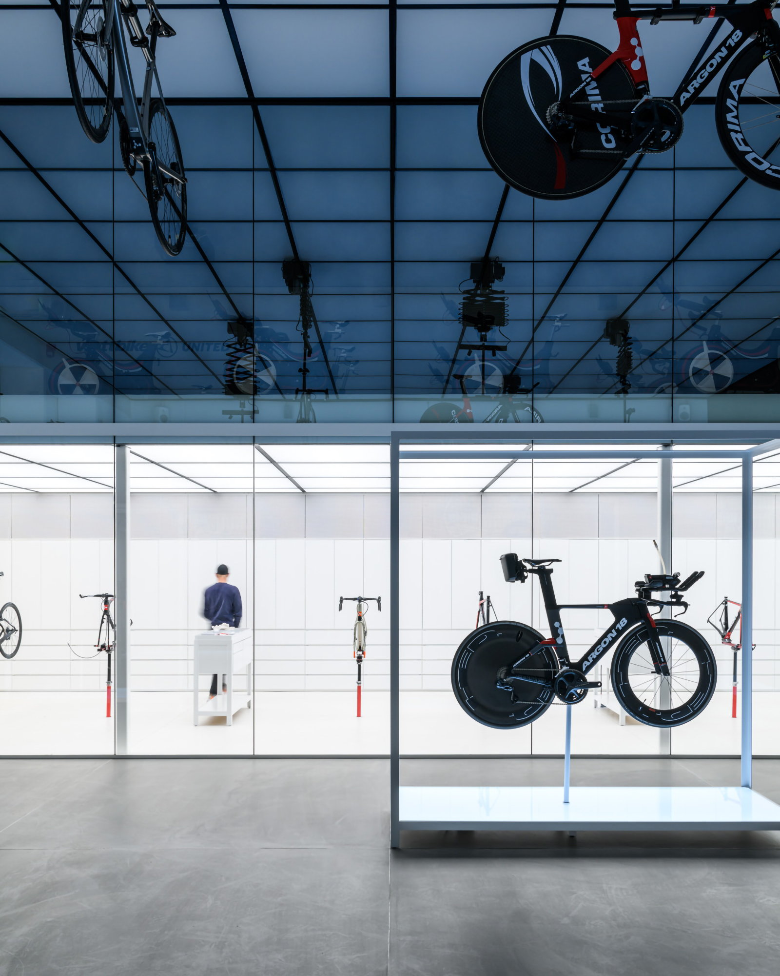Argon 18 Cycling Lab and Store