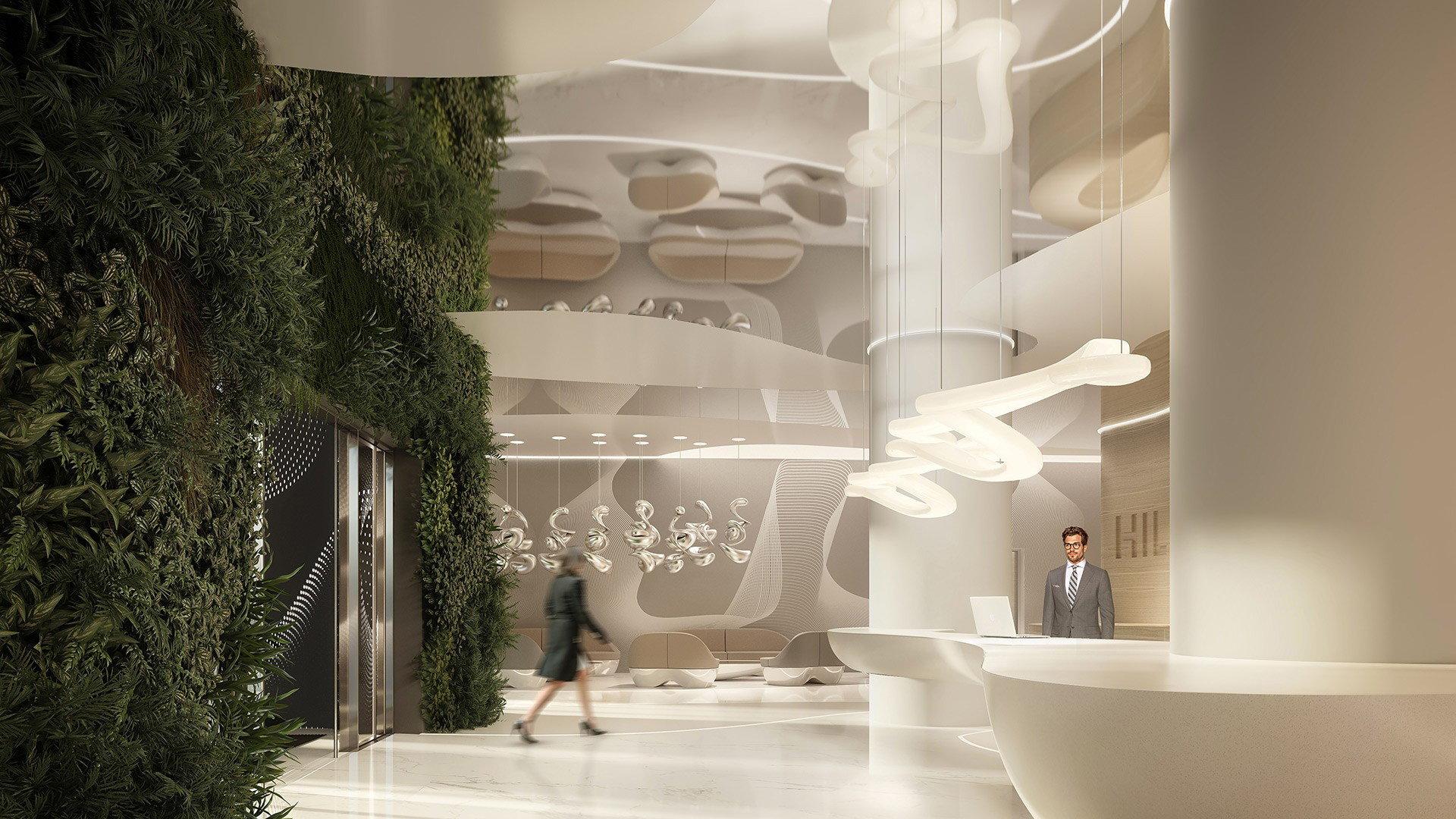 Hill8 Apartments By Karim Rashid