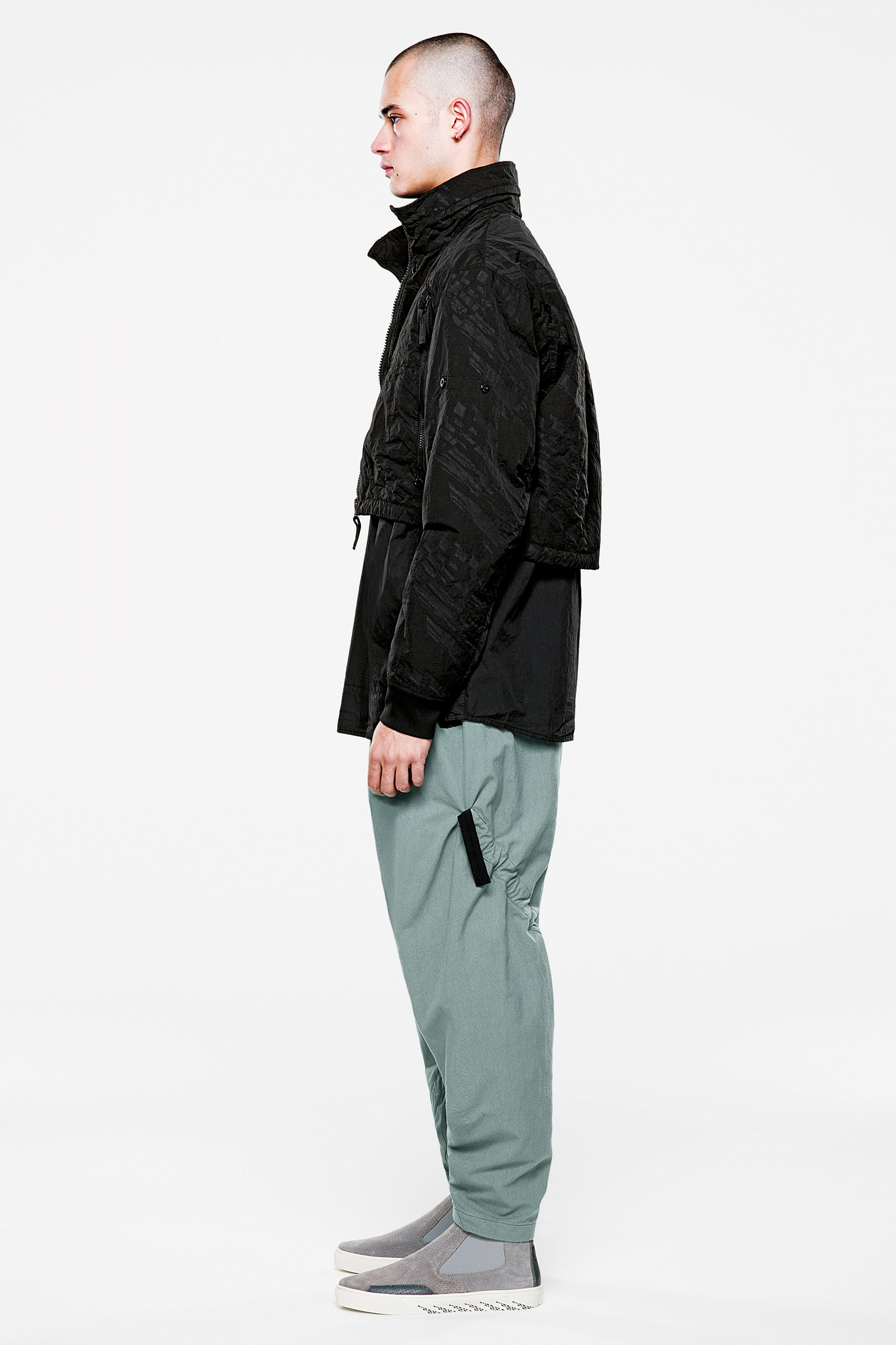 7019 Stone Island Shadow Project 2019 Spring Summer