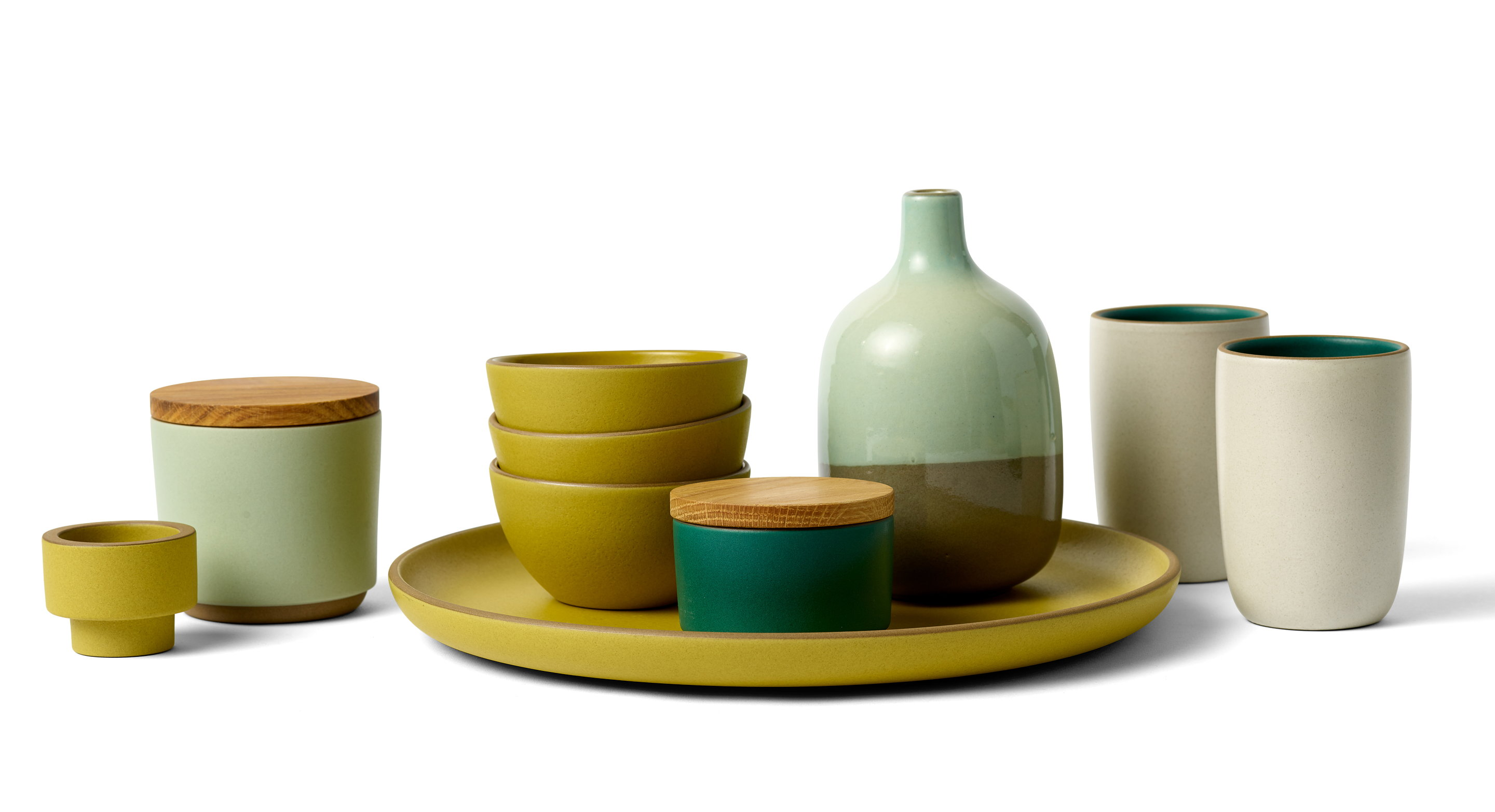 Heath Ceramics 2019 Summer Seasonal Collection