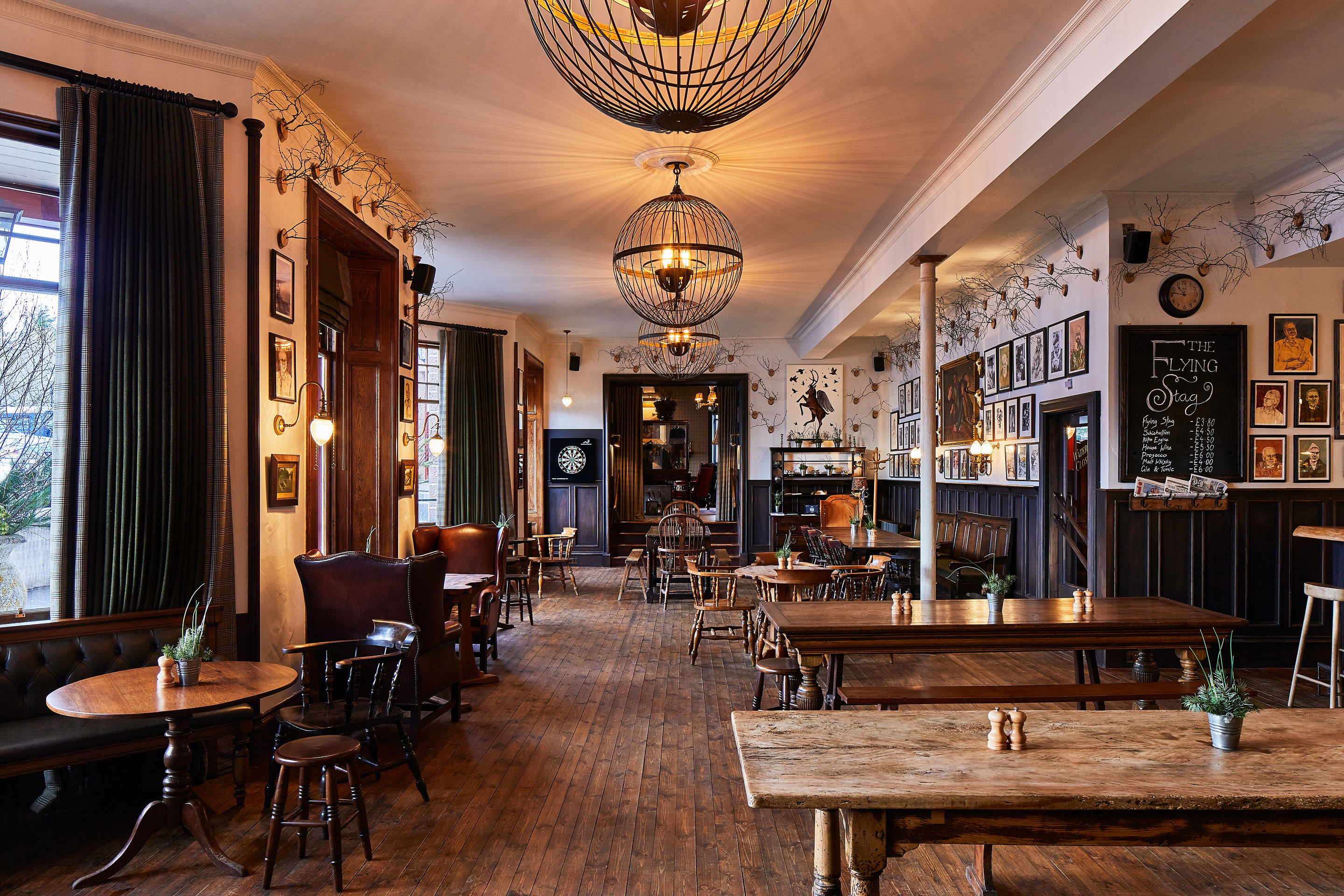 Moxon Architects Revives The Fife Arms