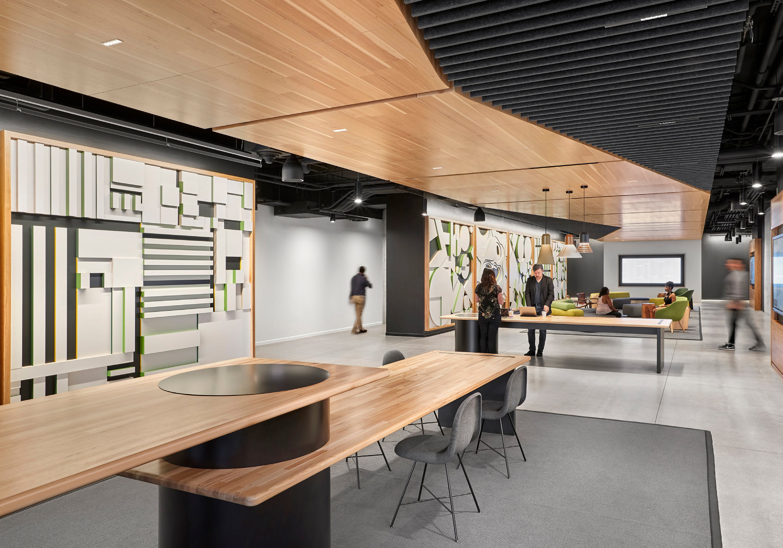 Studio O A And Ia Interior Architects Design Mcdonald S New