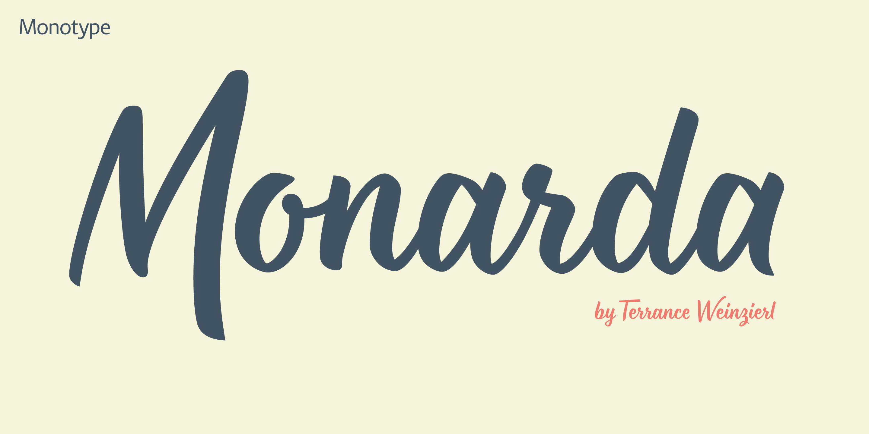 Monotype Adds New Typefaces to Its Library