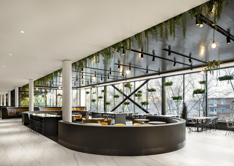 Architecture49 and Humà Design Rockland Center\'s La Cuisine