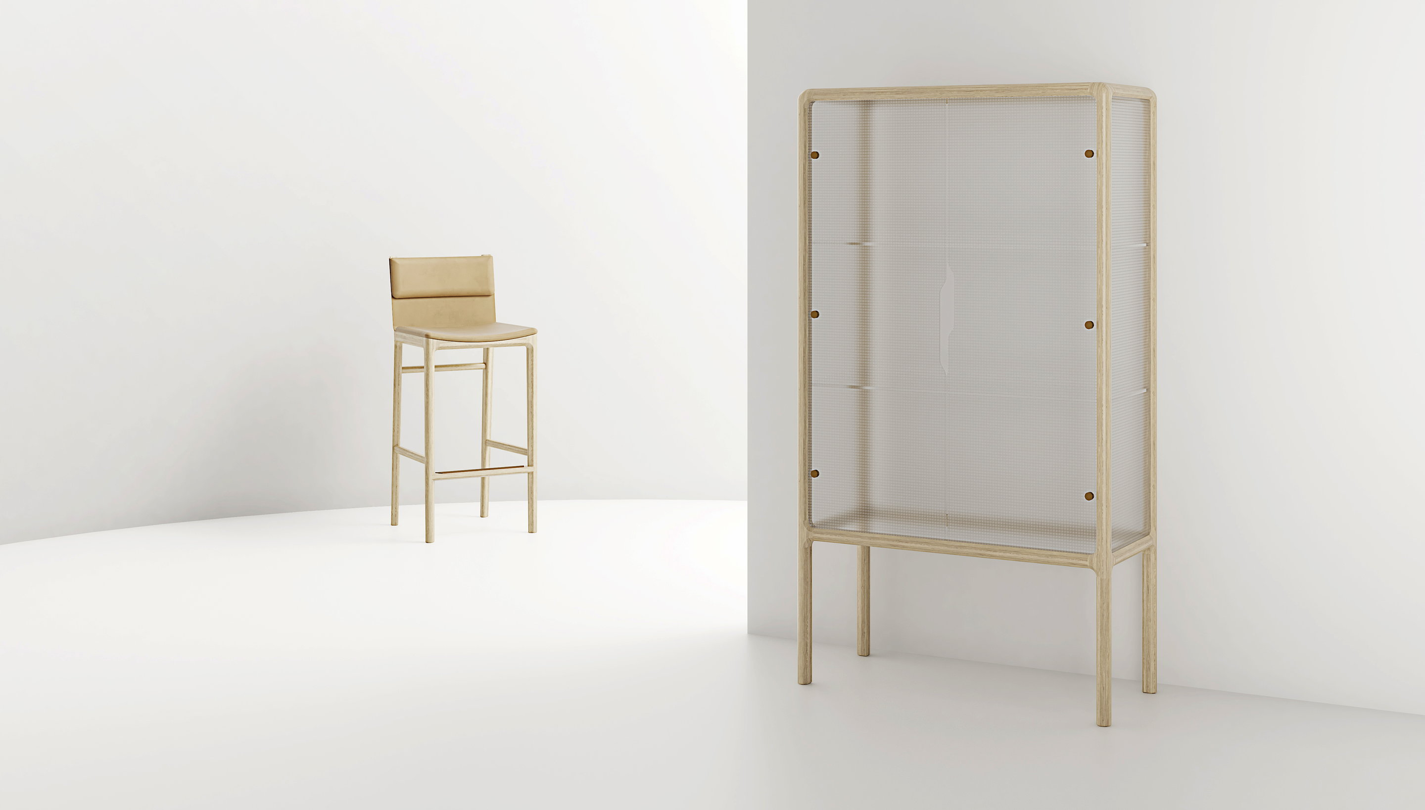 Astounding Stellar Works Launches The Taylor Collection By Yabu Pushelberg Ibusinesslaw Wood Chair Design Ideas Ibusinesslaworg