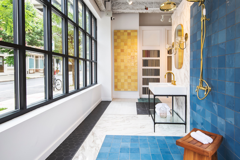 Peachy Nemo Tile Stone Opens New Showroom In Philadelphias Old Interior Design Ideas Inesswwsoteloinfo