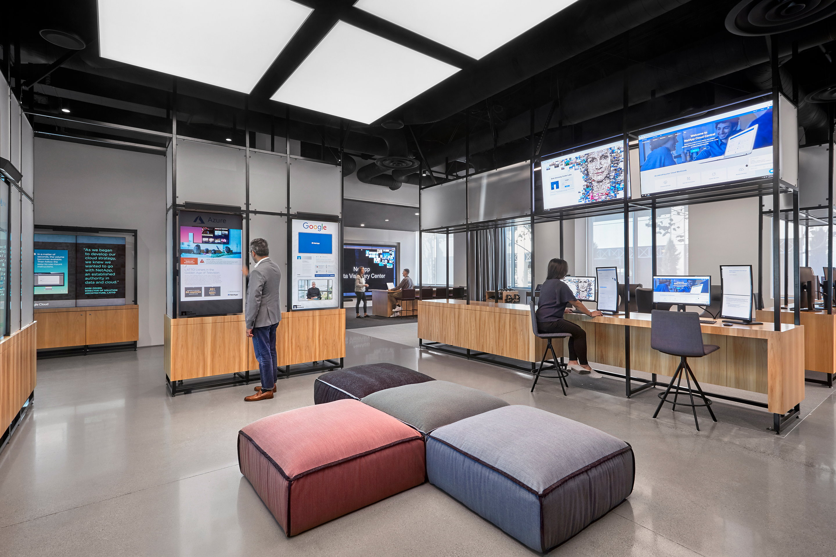 NetApp Experience Center and Training Facility