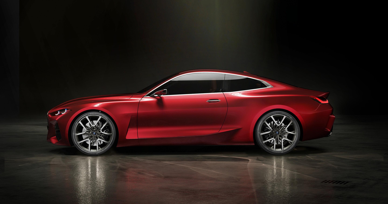 BMW Unveils Concept 4