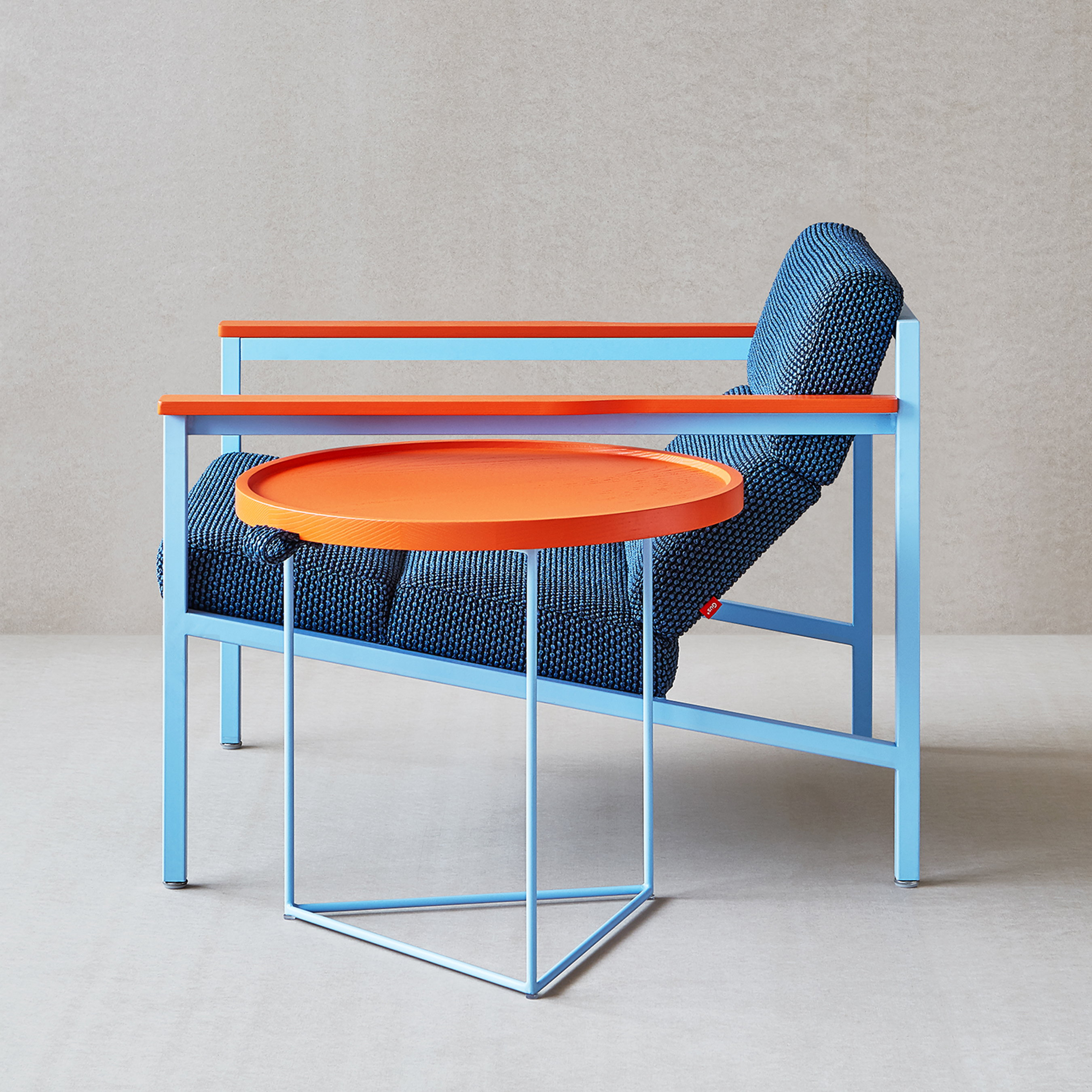 Magnificent Luum Textiles And Gus Modern Unveil Inaugural Furniture Pabps2019 Chair Design Images Pabps2019Com