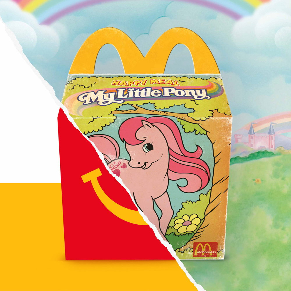40 Years of the Happy Meal