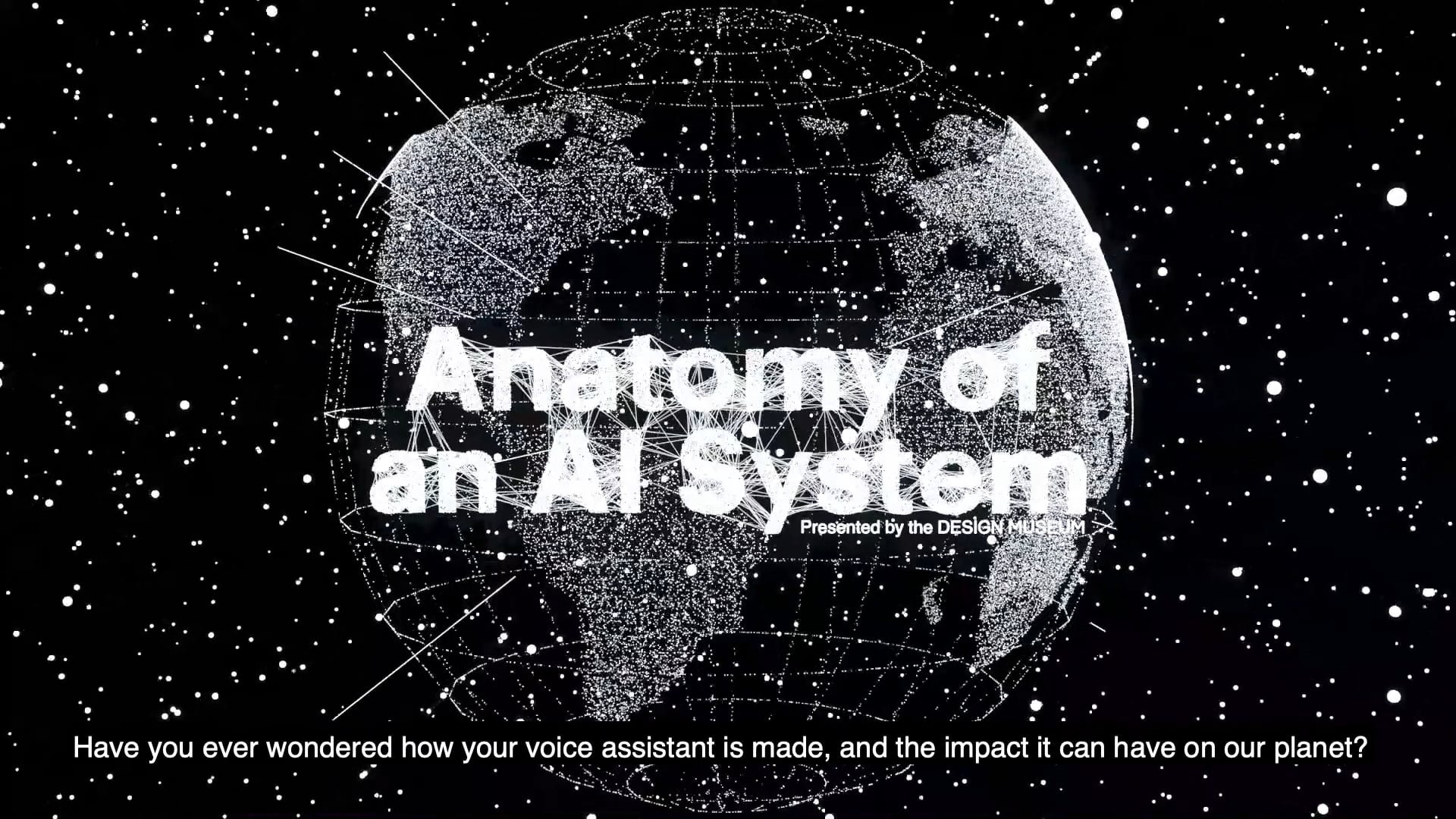 Anatomy of an AI System