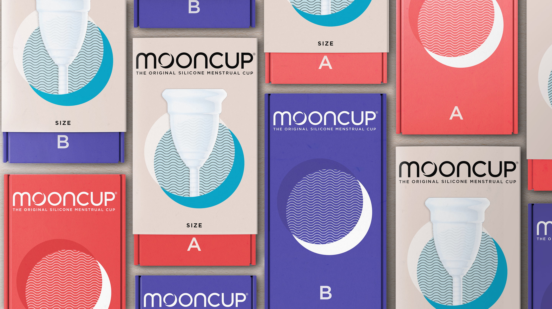 Bluemarlin重塑Mooncup品牌设计