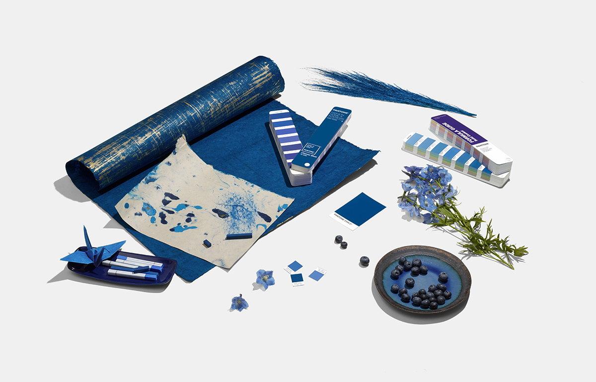Classic Blue in Home Decor