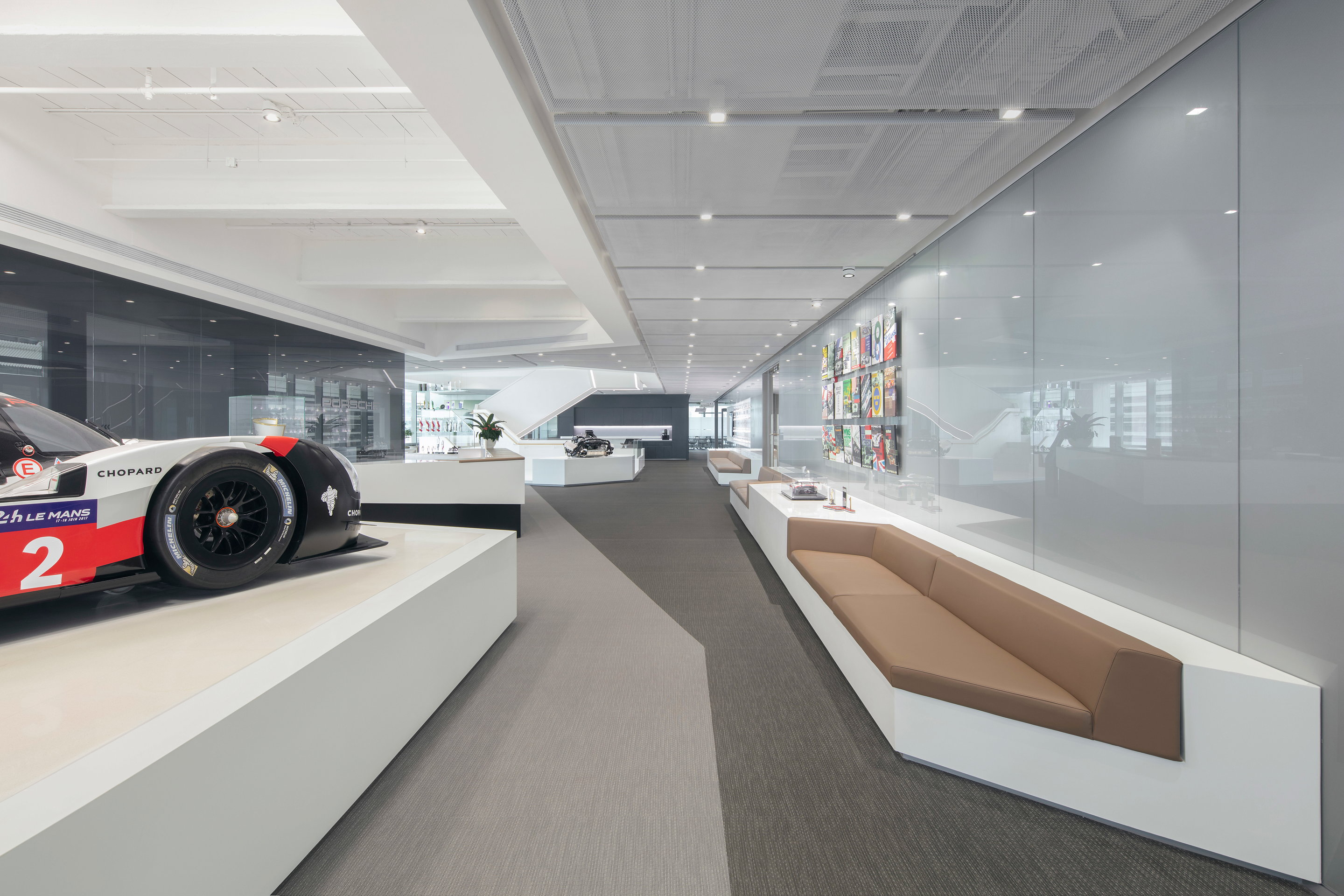 Porsche China Headquarters