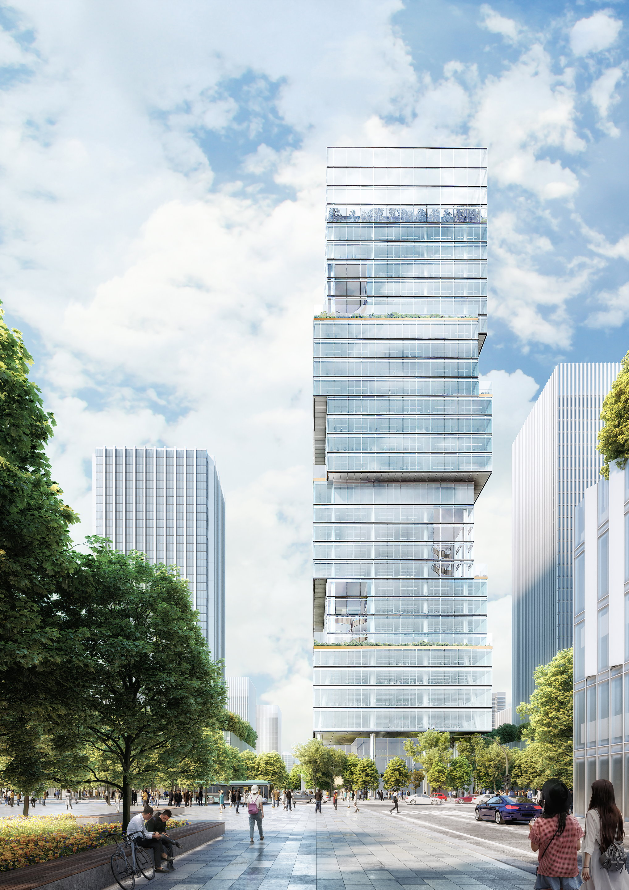 BaoAn Bay Industrial Investment Tower