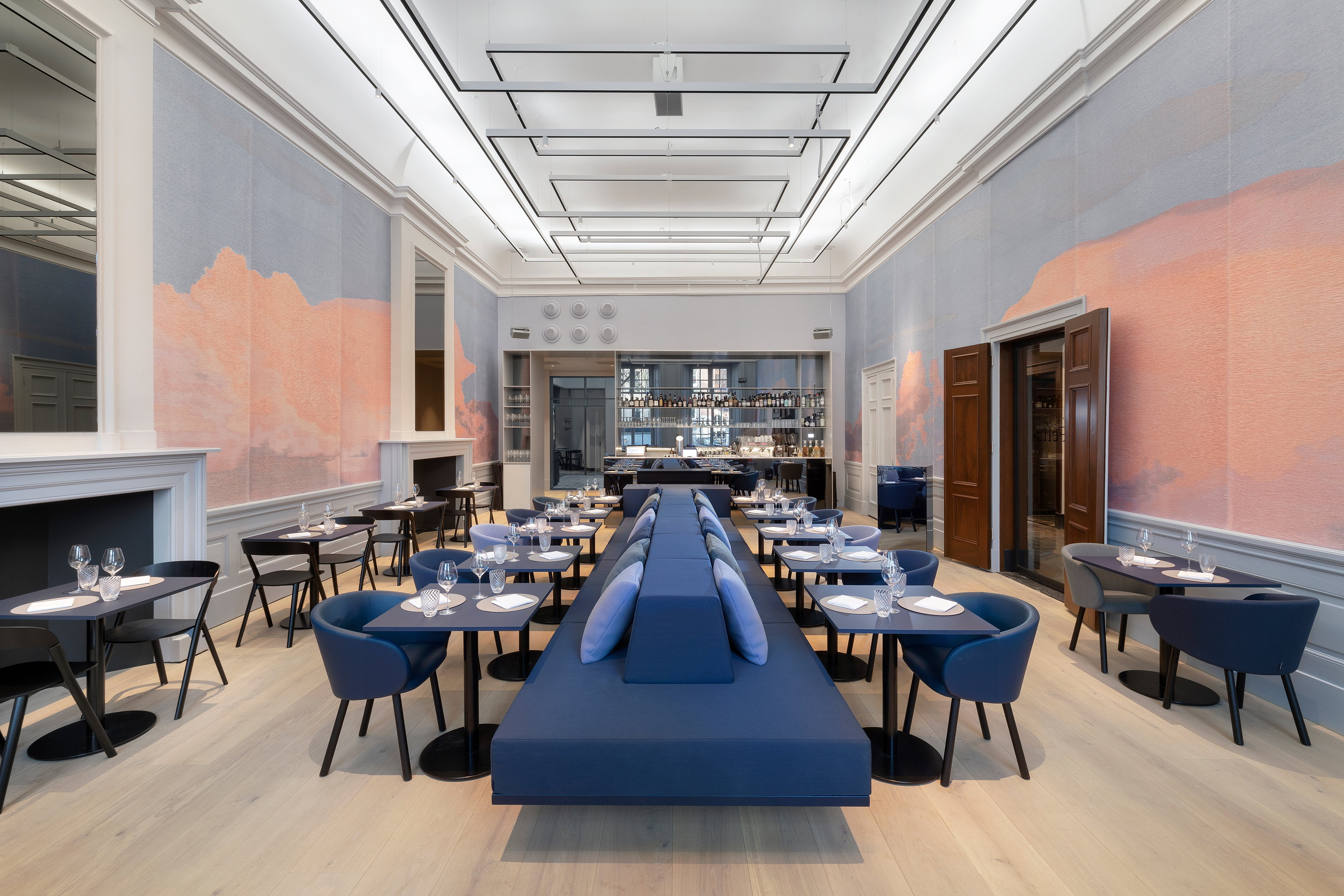 Flash in the pan: CIA opens new six-month restaurant - The