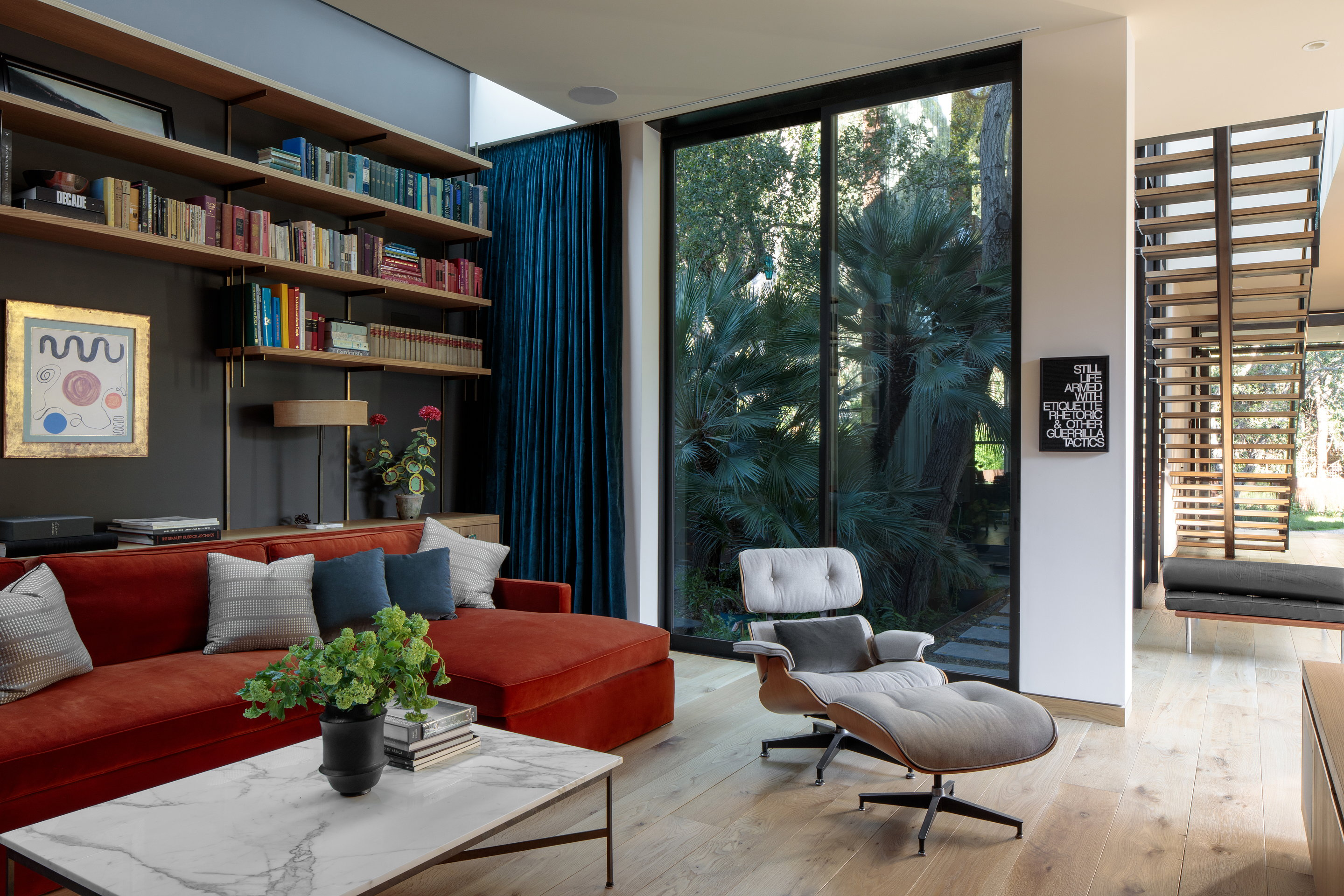 Los Angeles Residence by Conner Perry Architects