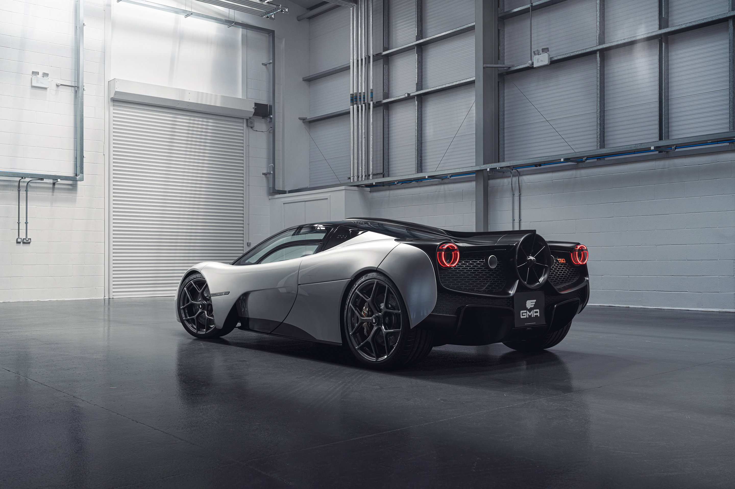 Gordon Murray T50 Supercar