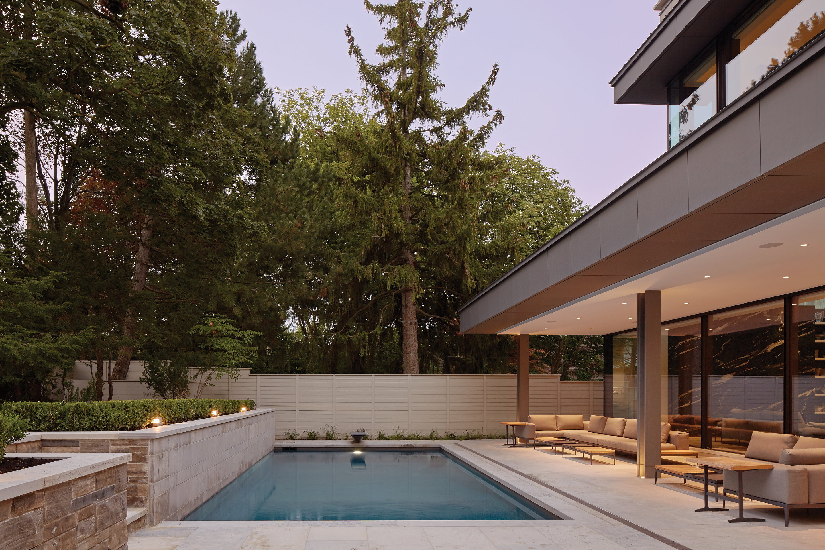 Russell Hill Road Residence