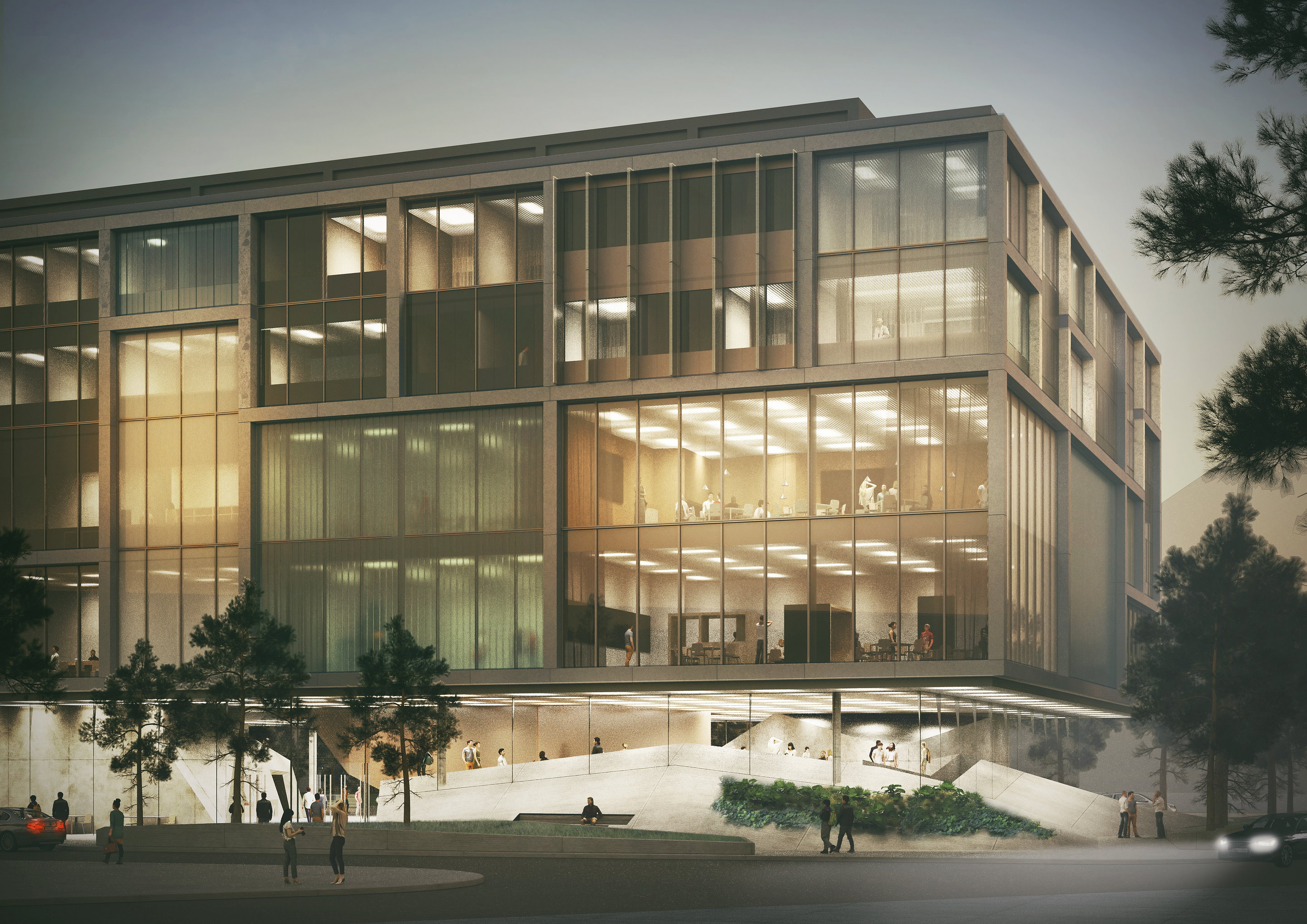 University of Toronto Instructional Centre Phase Two