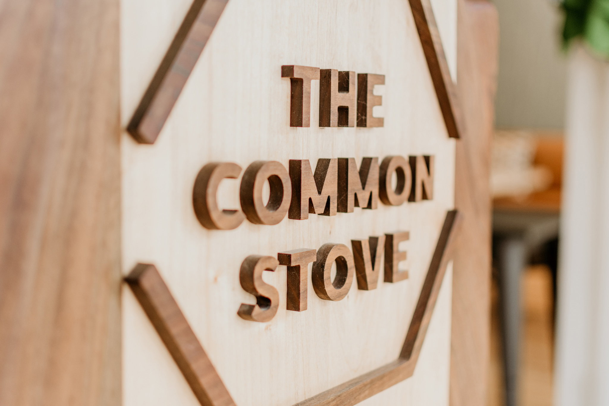The Common Stove