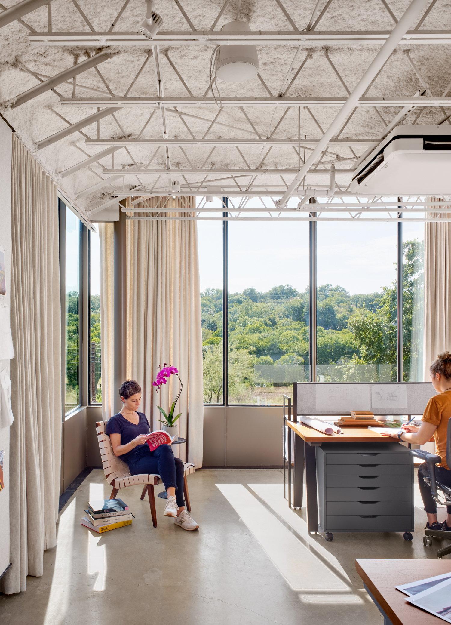 Design Office by Clayton Korte